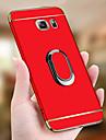 Case Kompatibilitás Samsung Galaxy Galaxy S10 / Galaxy S10 Plus Ütésálló / Galvanizálás / Tartó gyűrű Héjtok Egyszínű Kemény PC mert S9 / S9 Plus / S8 Plus