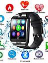 Q18s smart watch men support tf tarjeta sim tarjeta push mensaje respuesta llamada fitness tracker bluetooth smartwatch para telefono android