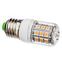 E26/E27 LED Corn Lights T 30 SMD 5050 360lm Warm White 3500K AC 110-130 AC 220-240V