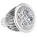 GU5.3(MR16) LED Spotlight MR16 5 High Power LED 390 lm Warm White K DC 12 AC 12 V