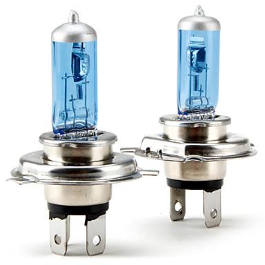 HID- och halogenlampor